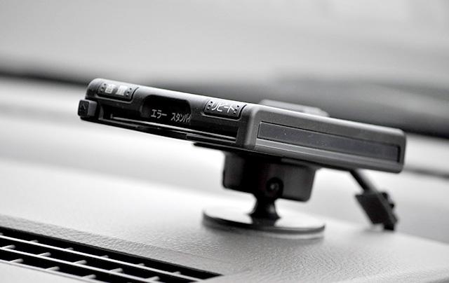 車内の音響機器